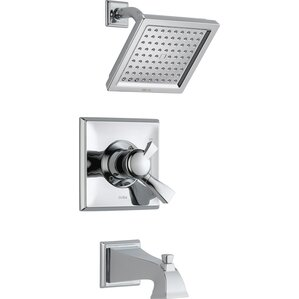 bathtub and shower faucet combo. Dryden Diverter Tub and Shower Faucet with Lever Handle Monitor Modern Faucets  AllModern