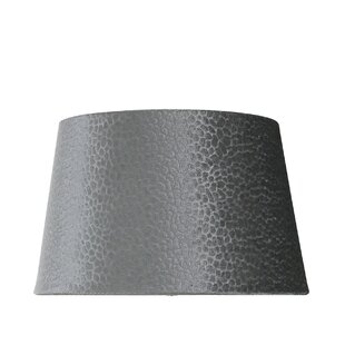 Print or patterned table floor lamp shades wayfair edinburg suede empire lamp shade mozeypictures Choice Image
