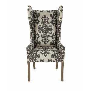 Beckham Wingback Arm Chair by Bungalow Rose