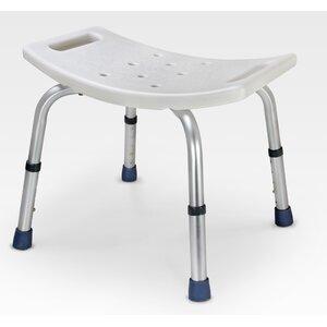 Metal Free Standing Bath Chair