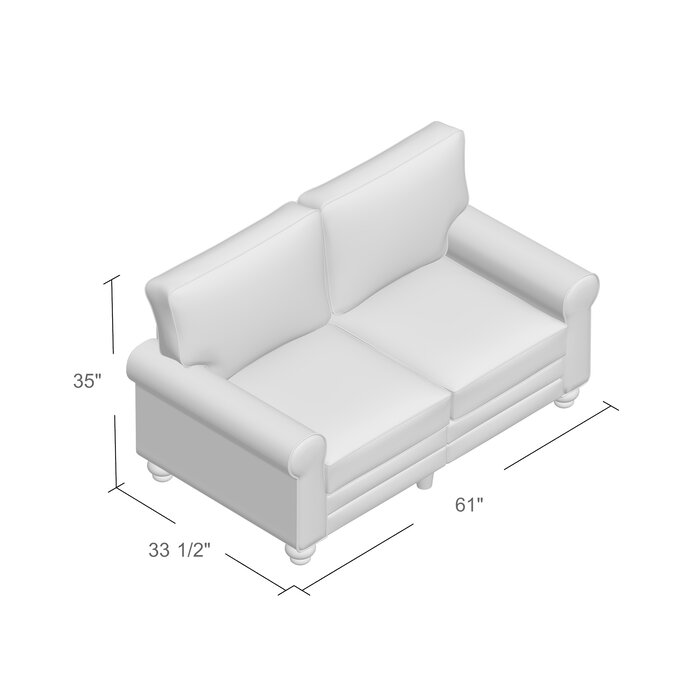 Astounding Croydon Loveseat Andrewgaddart Wooden Chair Designs For Living Room Andrewgaddartcom