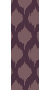 Read Reviews Faith Twilight Mauve Geometric Area Rug By Bungalow Rose