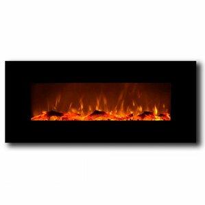 Liberty Wall Mount Electric Fireplace by Gib..