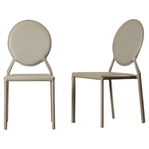 Barnabas Side Chair (Set of 2) by Willa A..