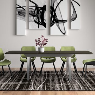 Nautilus Extendable Dining Table Design