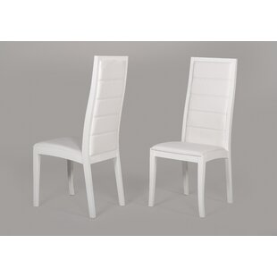 Tansey Upholstered Dining Chair (Set of 2)