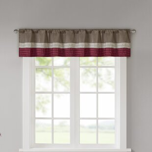 Delicieux Paisley U0026 Striped Valances U0026 Kitchen Curtains Youu0027ll Love In ...