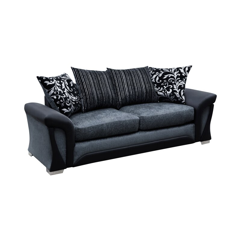 Bel Étage Shannon 3 Seater Sofa