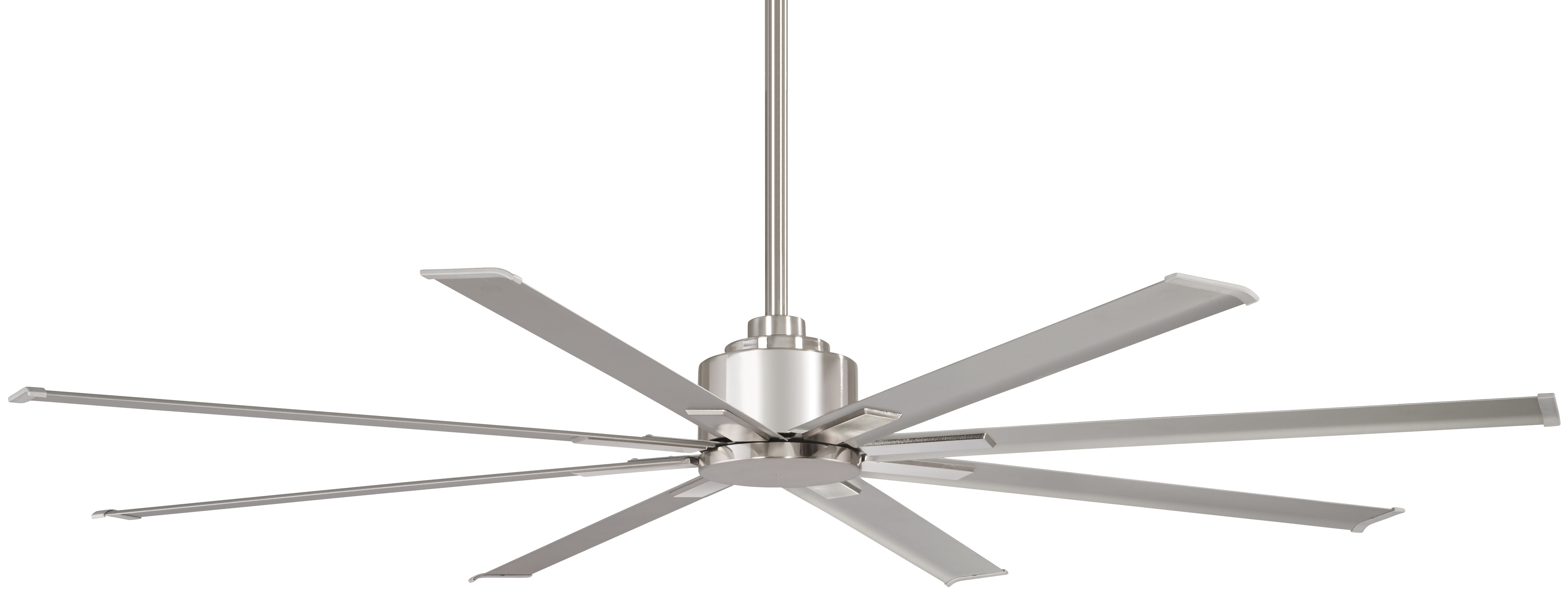 """Minka Aire 65"""" Xtreme 8 Blade Outdoor Ceiling Fan with Remote"""