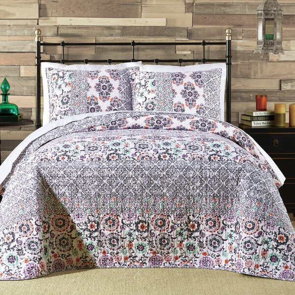 dp chic medallion amazon in bohemian duvet wake printed cloud set orange mandala microfiber cover soft com