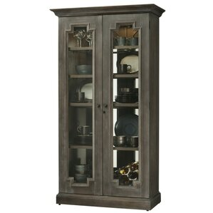 Chasman Lighted Curio Cabinet by Howard Miller?