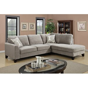 Reese Sectional  sc 1 st  Wayfair : gregory sectional - Sectionals, Sofas & Couches