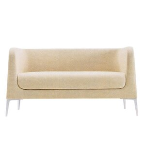 Alphabet Delta Loveseat by Segis U.S.A