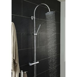 Einhebel-Duscharmatur-Set Porto von Ultra