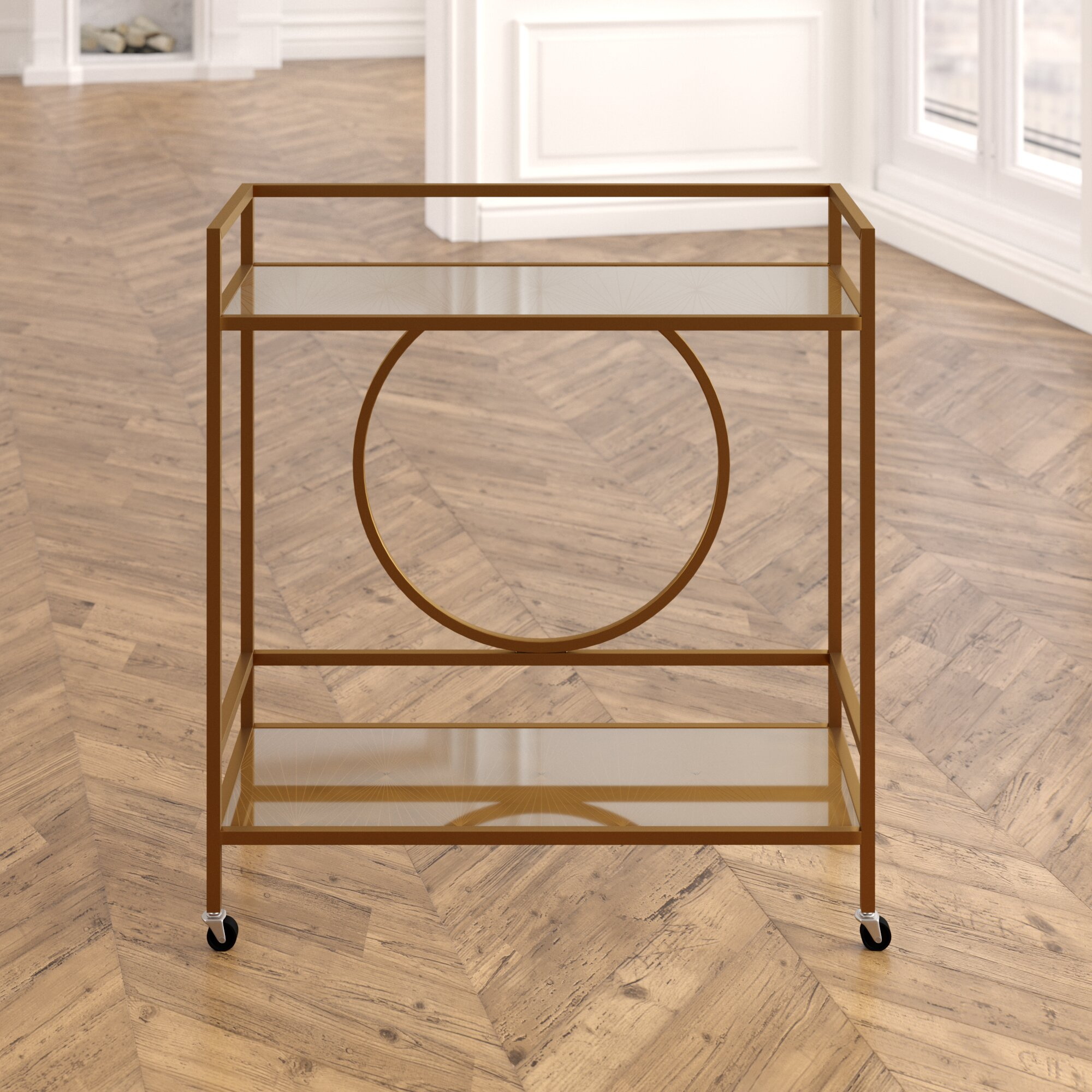 Broadridge Bar Cart