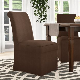 Lefebre Upholstered Parsons Chair (Set Of 2) Great price