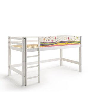Pamplona Mid Sleeper Bed by Just Kids