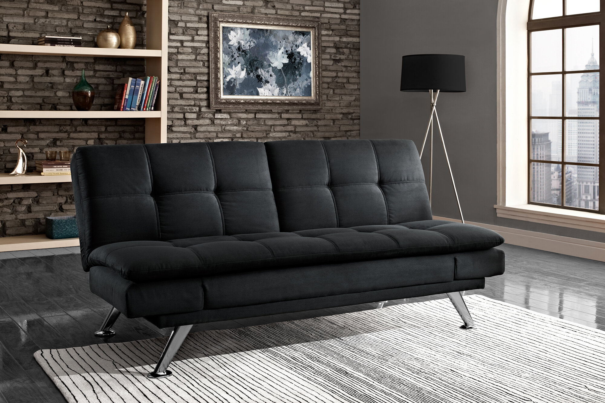 bed dorel home sofa walmart futon products best pinterest pin