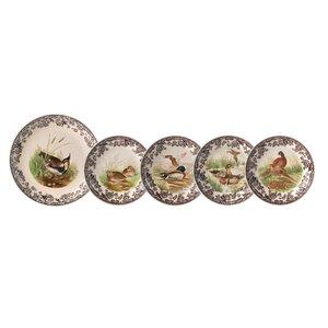 Woodland 5 Piece Serving Bowl Set