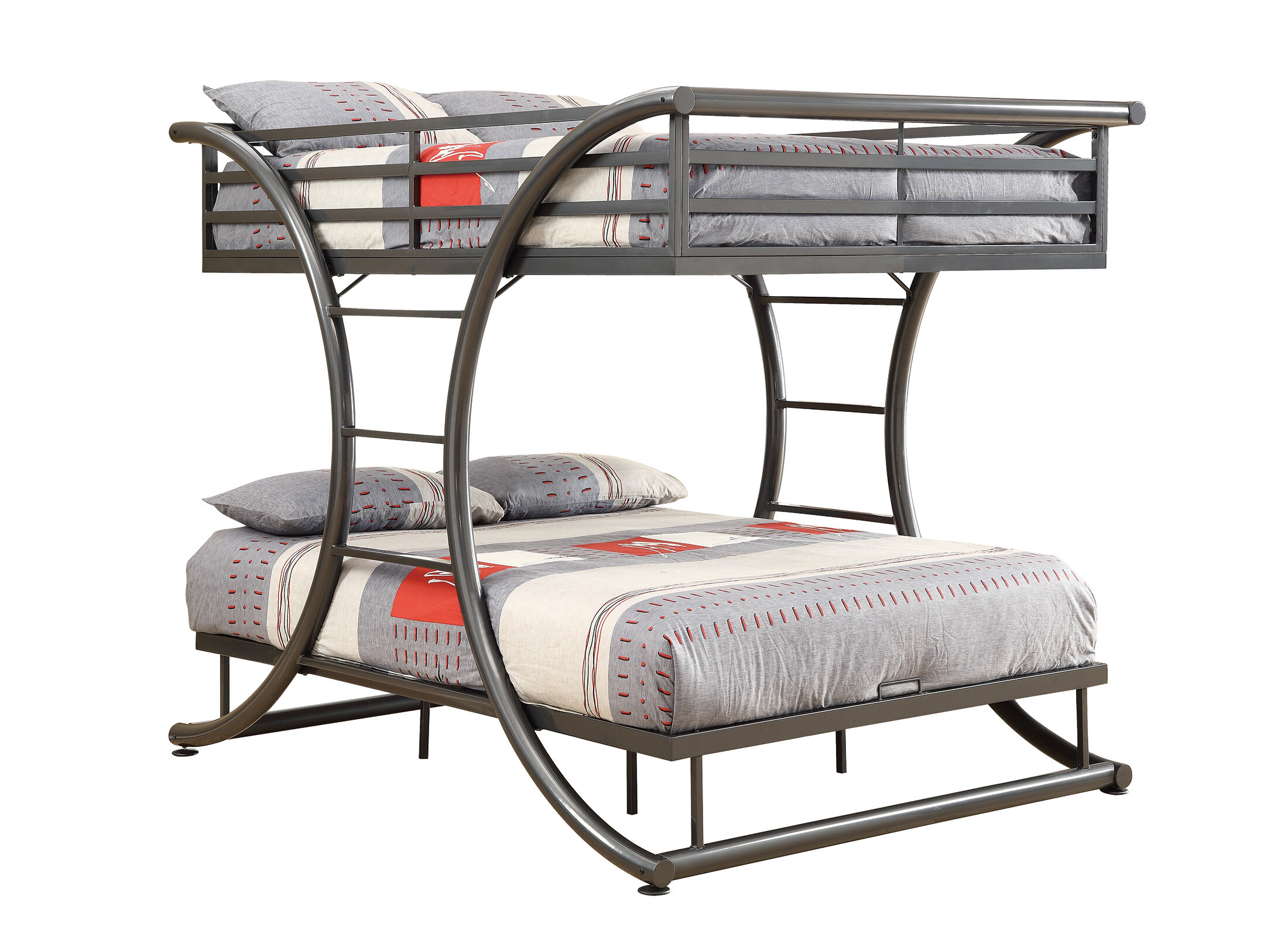 fd393babbb0 Valerie Full over Full Bunk Bed   Reviews
