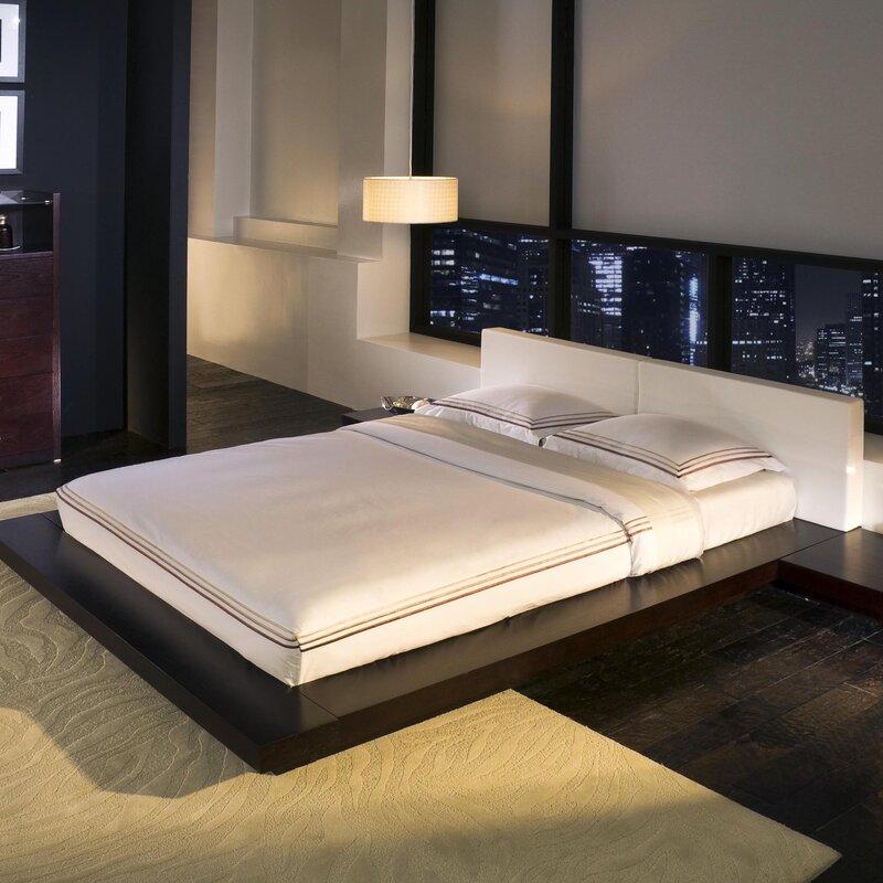 Modloft Worth Platform Bed Queen