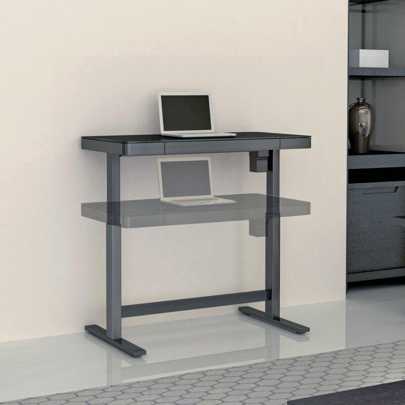 Excellent Standing Computer Desk Exterior