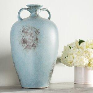 Handcrafted Blue Vase