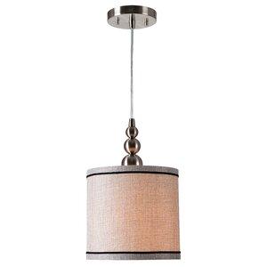 Aarons 1-Light Mini Pendant