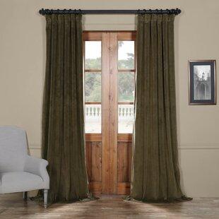 Sage Green Bedroom Curtains   Wayfair