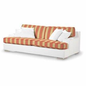 4-tlg. Sofa-Bezug-Set Londres von Dekoria