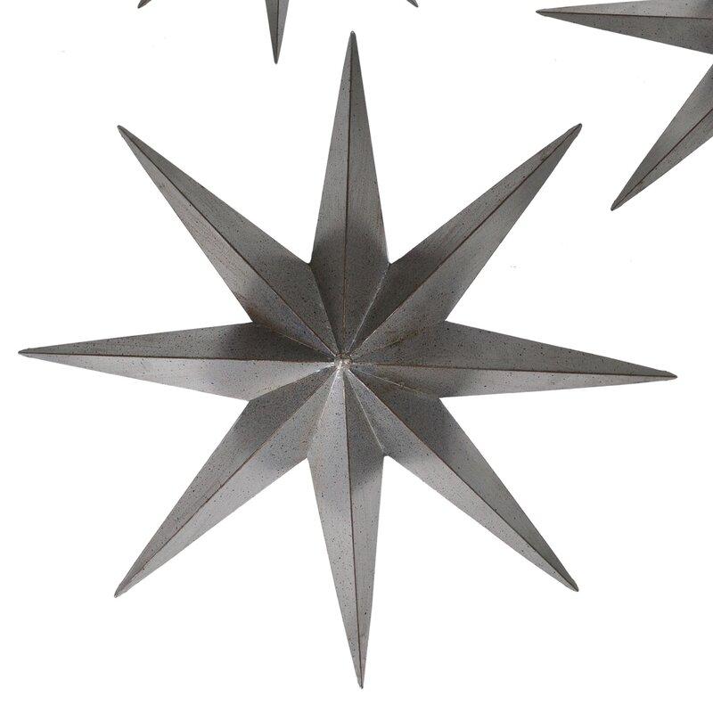 Metal Star Wall Décor