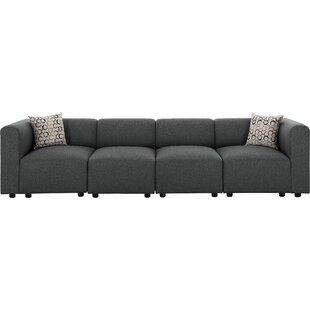 Modern & Contemporary Modern Victorian Sofa | AllModern