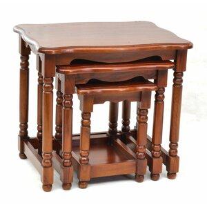 3tlg. Satztisch-Set Berkshire von Hazelwood Home