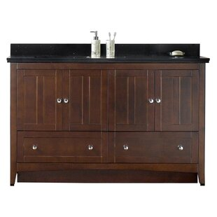 "Quickview. American Imaginations. 60"" Double Bathroom Vanity Set"