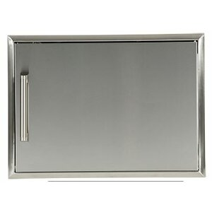 Stainless Single Access Door