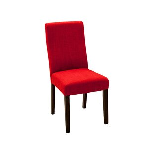 Parsons Dining Chair Red Wayfair