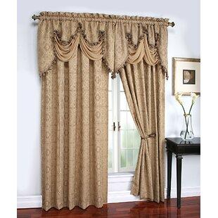 Elegant Living Room Curtains | Wayfair