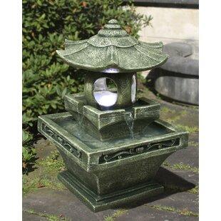 Zen Pagoda Fountain | Wayfair