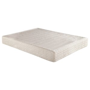 Bratton Heights Quilted Mattress Foundation by Alcott Hill