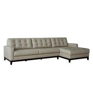 Caouette Sectional by Brayden Studio