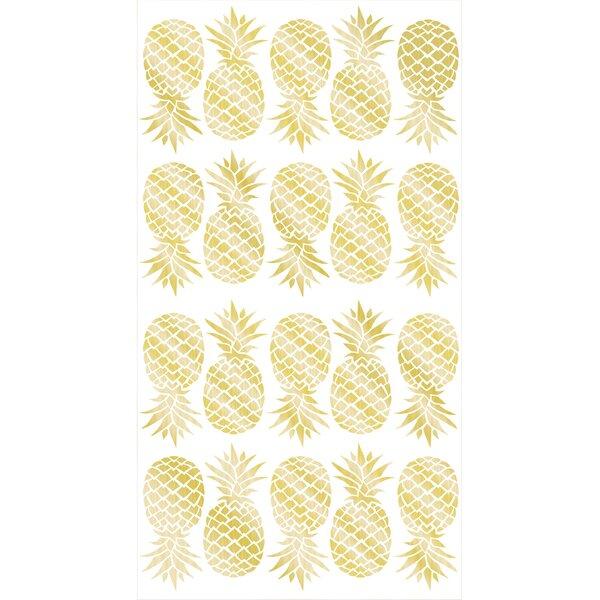 Pineapple Wall Decal | Wayfair