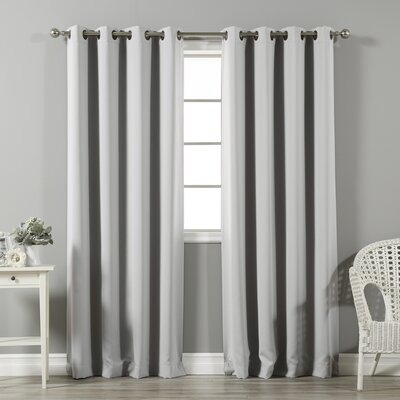 Gray And Silver Amp Ivory And Cream Curtains Amp Drapes You Ll