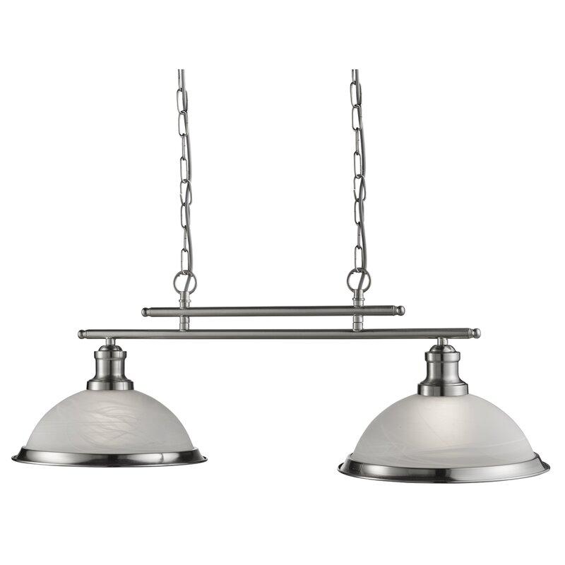 Searchlight bistro 2 light kitchen island pendant reviews bistro 2 light kitchen island pendant aloadofball Choice Image