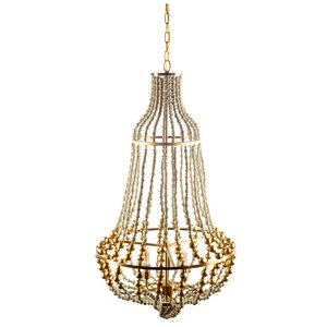 Shailene 3-Light Empire Chandelier