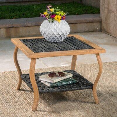 Ivy Bronx Drago Outdoor Coffee Table Wayfair - Wayfair outdoor coffee table