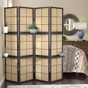 Ellayne 4 Panel Room Divider