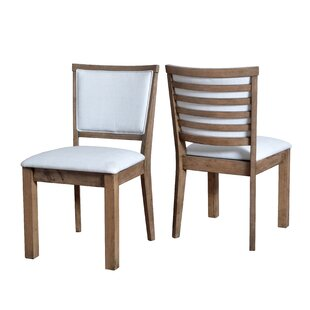 Brinkmann Upholstered Dining Chair (Set of 2)