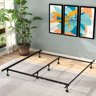 Heavy Duty King Size Bed Frame | Wayfair