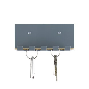 modern contemporary wall key hook allmodern