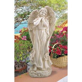 Constanceu0027s Conscience Garden Angel Statue